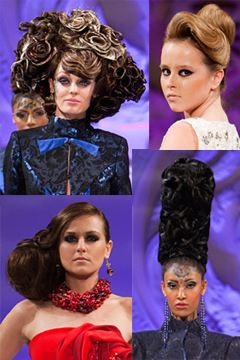 Elie Esper Salon Official Hairstylists of Couture Fashion Week NY