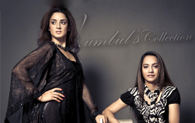Sumbul Rizvi fashion show at Couture Fashion Week New York