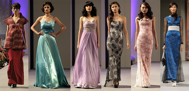 Andres aquino couture fashion week