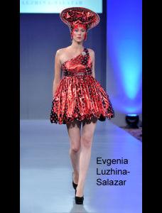 Evgenia Luzhina-Salazar