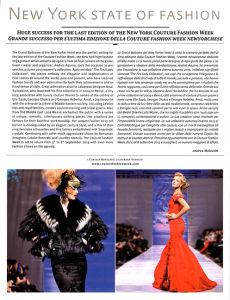Collezioni Haute Couture-Sposa