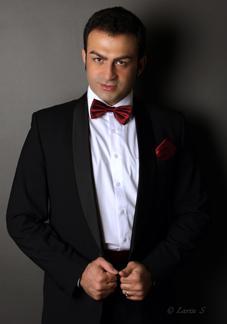 Singer David Gvinianidze