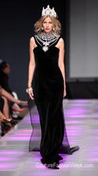 Plezuro by Martina Mudra Spring 2018 Fashion Show Couture Fashion Week NY
