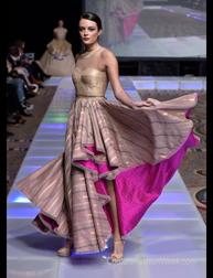 Ruchika Kabra fashion show at Couture Fashion Week NY