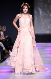 Sheri Autry Couture Spring 2018 fashion show at Couture Fashion Week NY