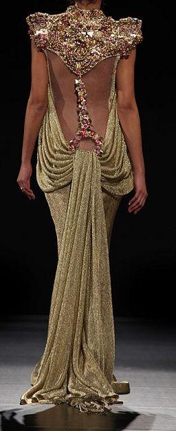 Amal Sarieddine at Couture Fashion Week