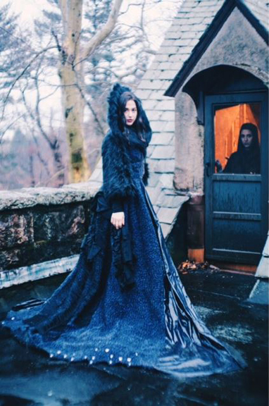 Lauren Tormenta fashion show at Couture Fashion Week NY