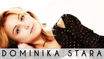 Singer Dominika Stara