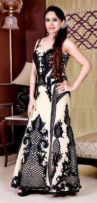 Karishma Sondhi fashion show at Couture Fashion Week NY