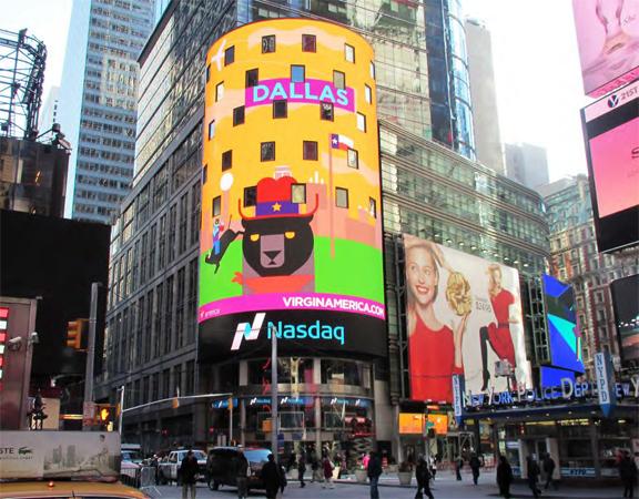 Nasdaq Billboard