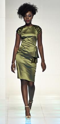 Designs by Felisha by Felisha Dee Bullock at Couture Fashion Week NY