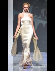 Felisha Dee Bullock Spring 2017 fashion show at Couture Fashion Week NY