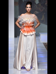 New Miuz by Pawan Seewoorttun Spring 2017 fashion show at Couture Fashion Week NY