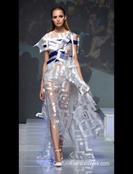 SOF.T by Sofia Turekova Spring 2017 fashion show at Couture Fashion Week NY
