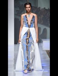 Tishynah Buffalo Spring 2017 fashion show at Couture Fashion Week NY