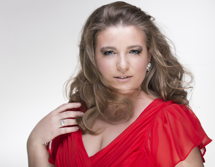 Mezzo Soprano Benedetta Orsi to perform at Couture Fashion Week New York
