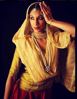 Dancer Reshmi Nair