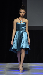 The Pampered Princess by Andres Aquino Fashion Show at Couture Fashion Week NY