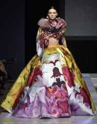 Van Valentines Couture Fashion Show at Couture Fashion Week NY