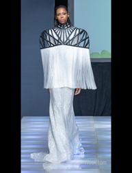 Adli Afandi fashion show at Couture Fashion Week NY