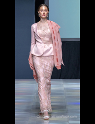 Alame fashion show at Couture Fashion Week NY
