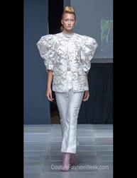 Fiziwoo fashion show at Couture Fashion Week NY