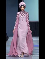 Hafilda Prestige fashion show at Couture Fashion Week NY