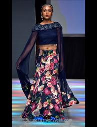 IFAB Fashion Festival fashion show at Couture Fashion Week NY