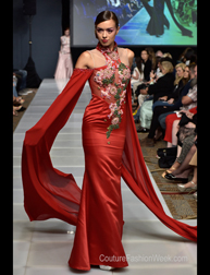 The MOD House fashion show at Couture Fashion Week NY