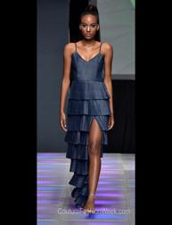 New Miuz by Pawan Kumar fashion show at Couture Fashion Week NY