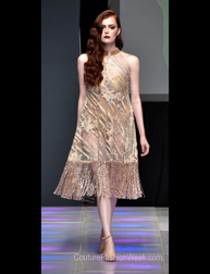 Neyva by Hameeda Charaniya fashion show at Couture Fashion Week NY