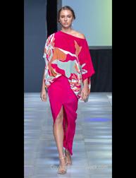 Raeesa fashion show at Couture Fashion Week NY