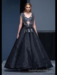 Rizman Ruzaini fashion show at Couture Fashion Week NY