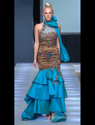 Touch of Songket fashion show at Couture Fashion Week NY