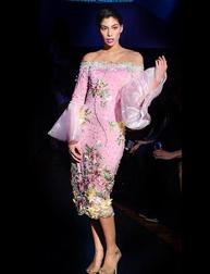 IngaSez Fashion Show at Couture Fashion Week New York