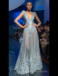 Ivette Alaniz Fashion Show at Couture Fashion Week New York