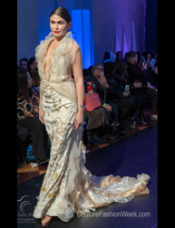 Lourdes Atencio MyDream Beauty Queens Fashion Show at Couture Fashion Week New York
