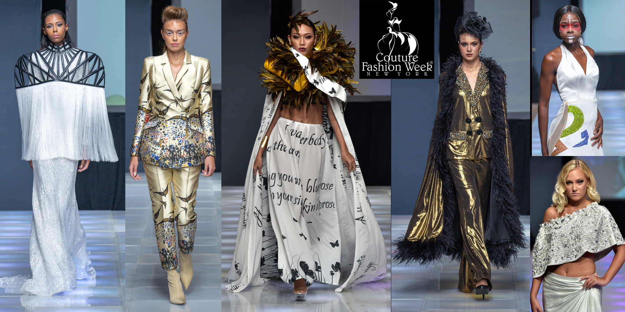 Couture Fashion Week is one of New York Fashion Week's best events