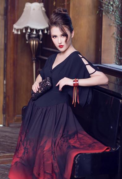 Do Trinh Hoai Nam fashion show Couture Fashion Week New York