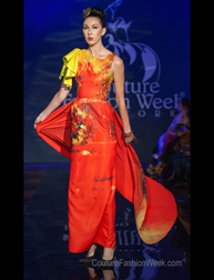 Do Trinh Hoai Nam fashion show Couture Fashion Week New York