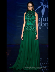 Jamil Khansa fashion show Couture Fashion Week New York