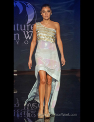 Neyva by Hameeda Charaniya fashion show Couture Fashion Week New York