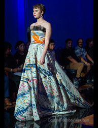 Samma Collections fashion show Couture Fashion Week New York