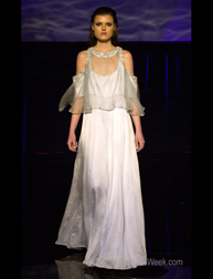Kirti Rathore fashion show Couture Fashion Week New York