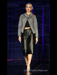 Malika Rajani fashion show Couture Fashion Week New York