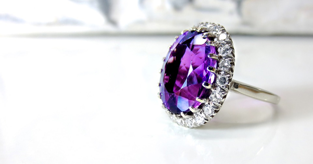 Amethyst Rings - How to Find the Most Flattering Ring for Your Finger
