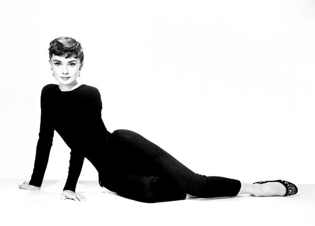 How to Wear Audrey Hepburn's Outfits in Funny Face Your Way